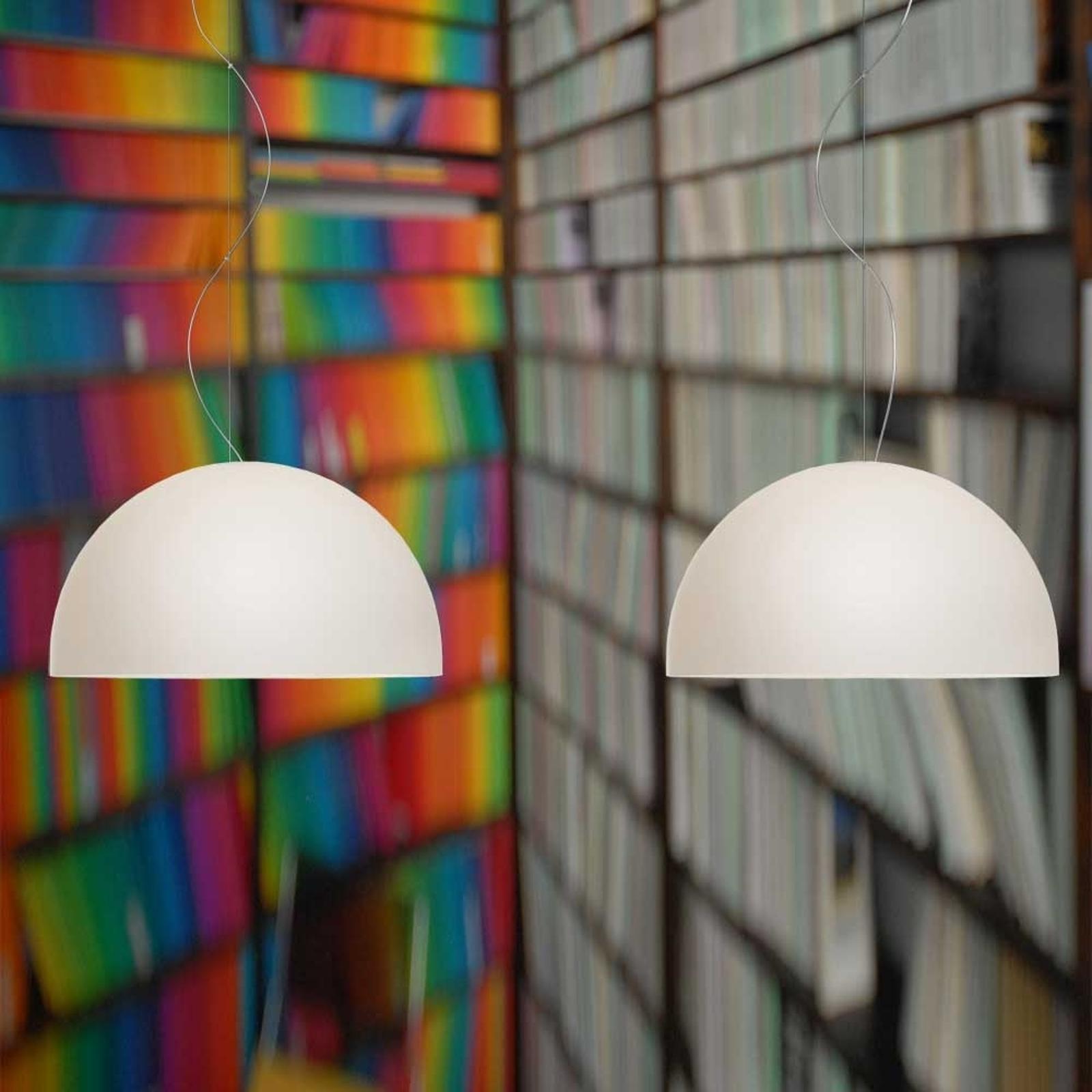Dwupunktowa lampa wisząca BOWL, 35 cm