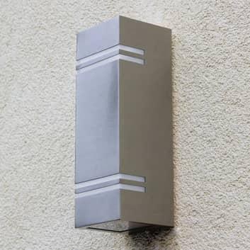 Moderne LED udendørsvæglampe Stripes