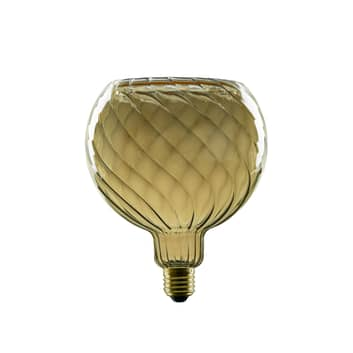 SEGULA LED-Floating globe G150 E27 8W twist fumè