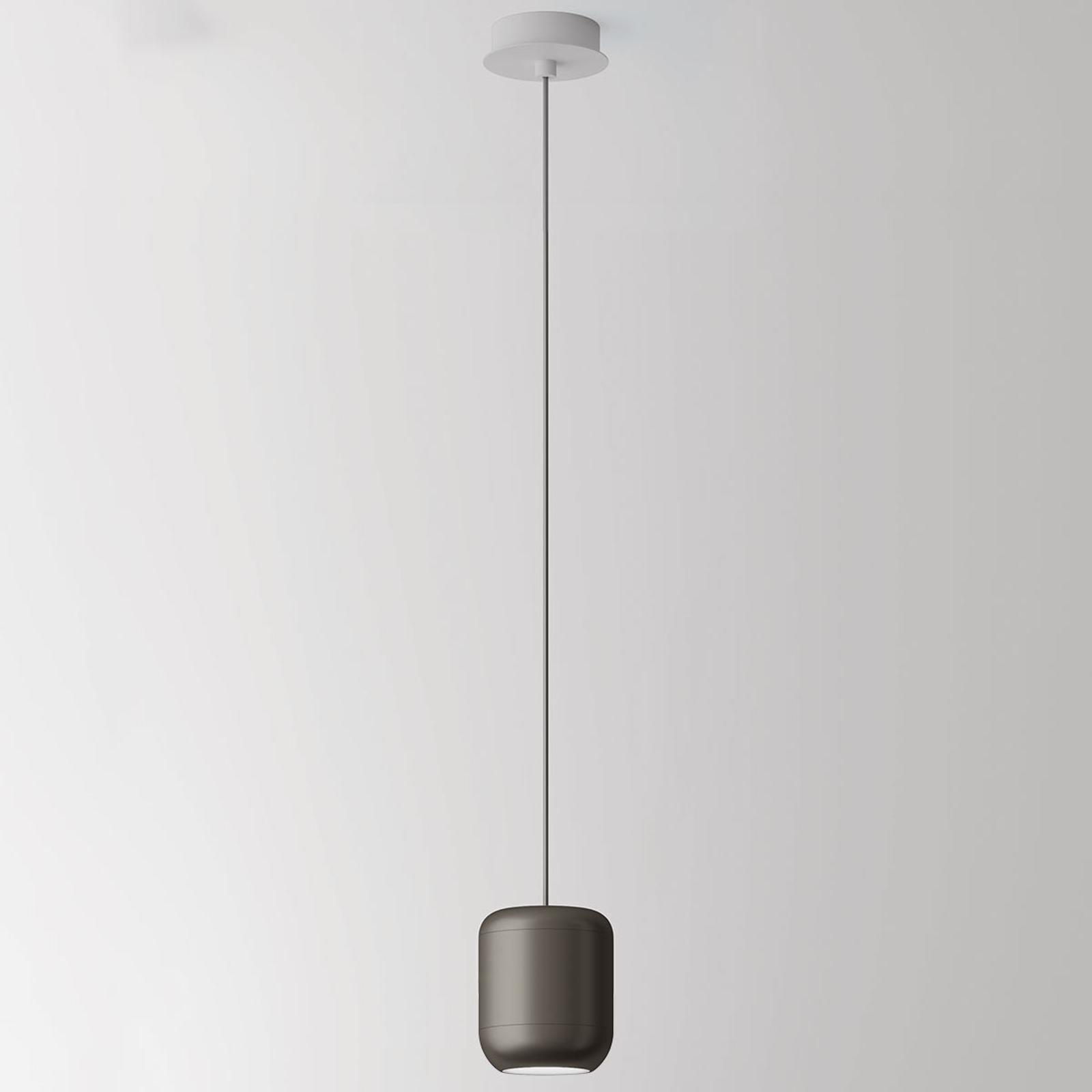 Axolight Urban suspension LED 26cm nickel mat