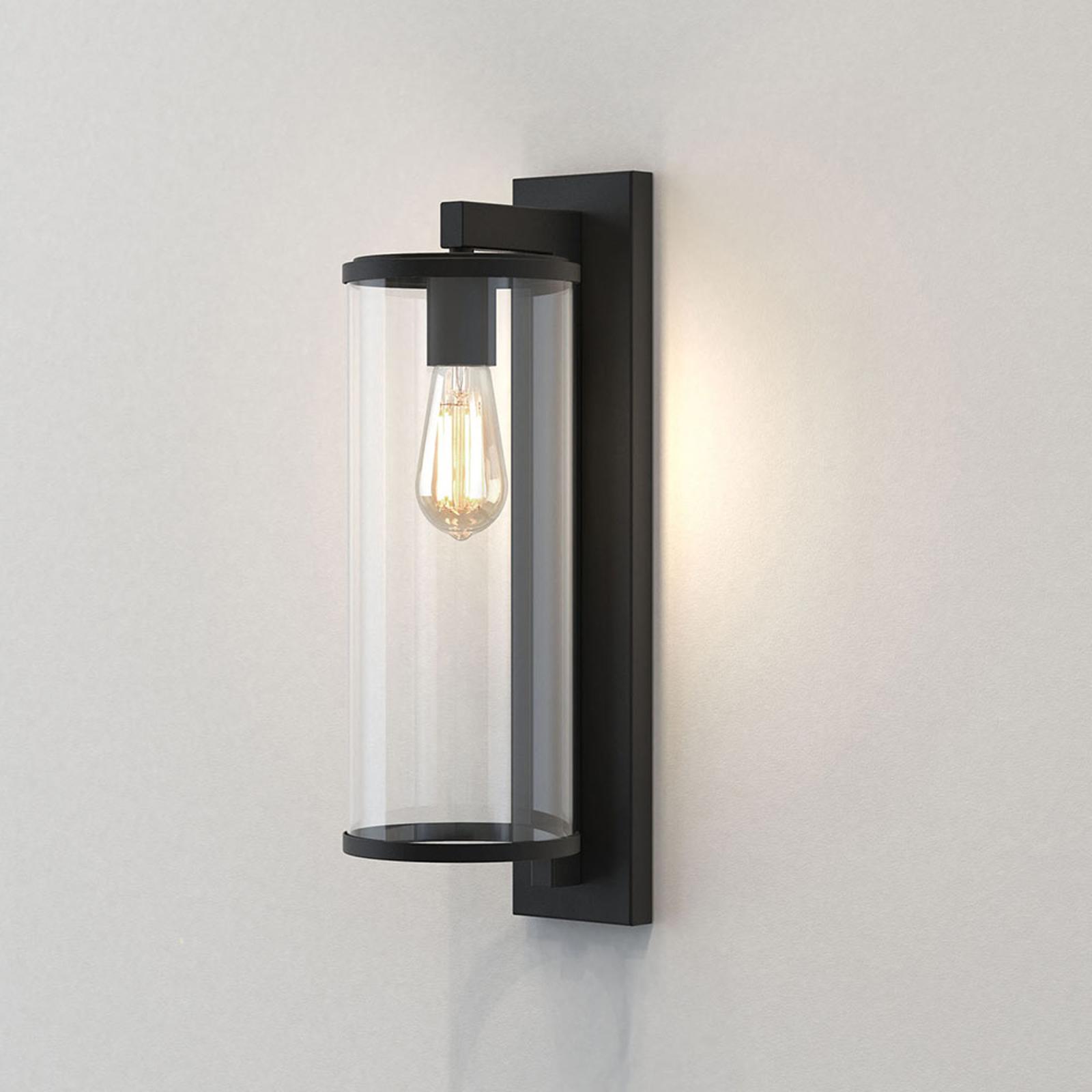 Astro Pimlico 500 wandlamp, zwart