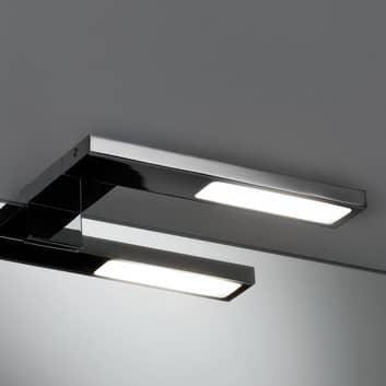 Paulmann Galeria Hook LED-spegellampa, sidan