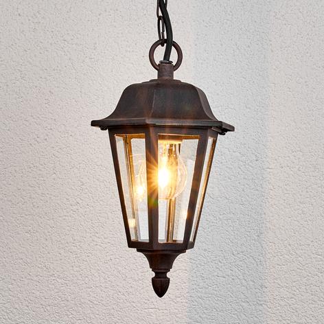 Hanglamp Lamina voor buiten