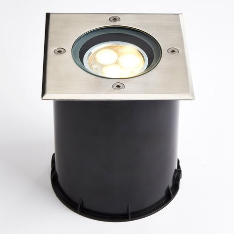 LED-vloerinbouwlamp kantelbaar, IP67