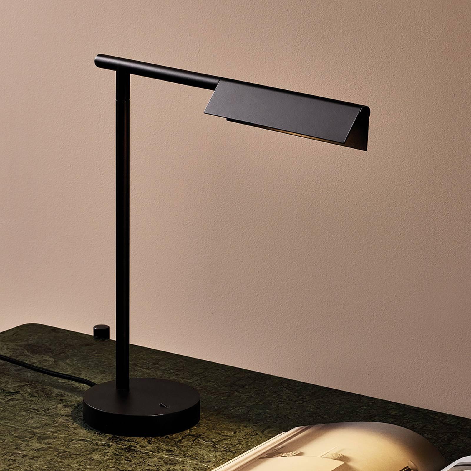 Astro Fold LED tafellamp mat zwart
