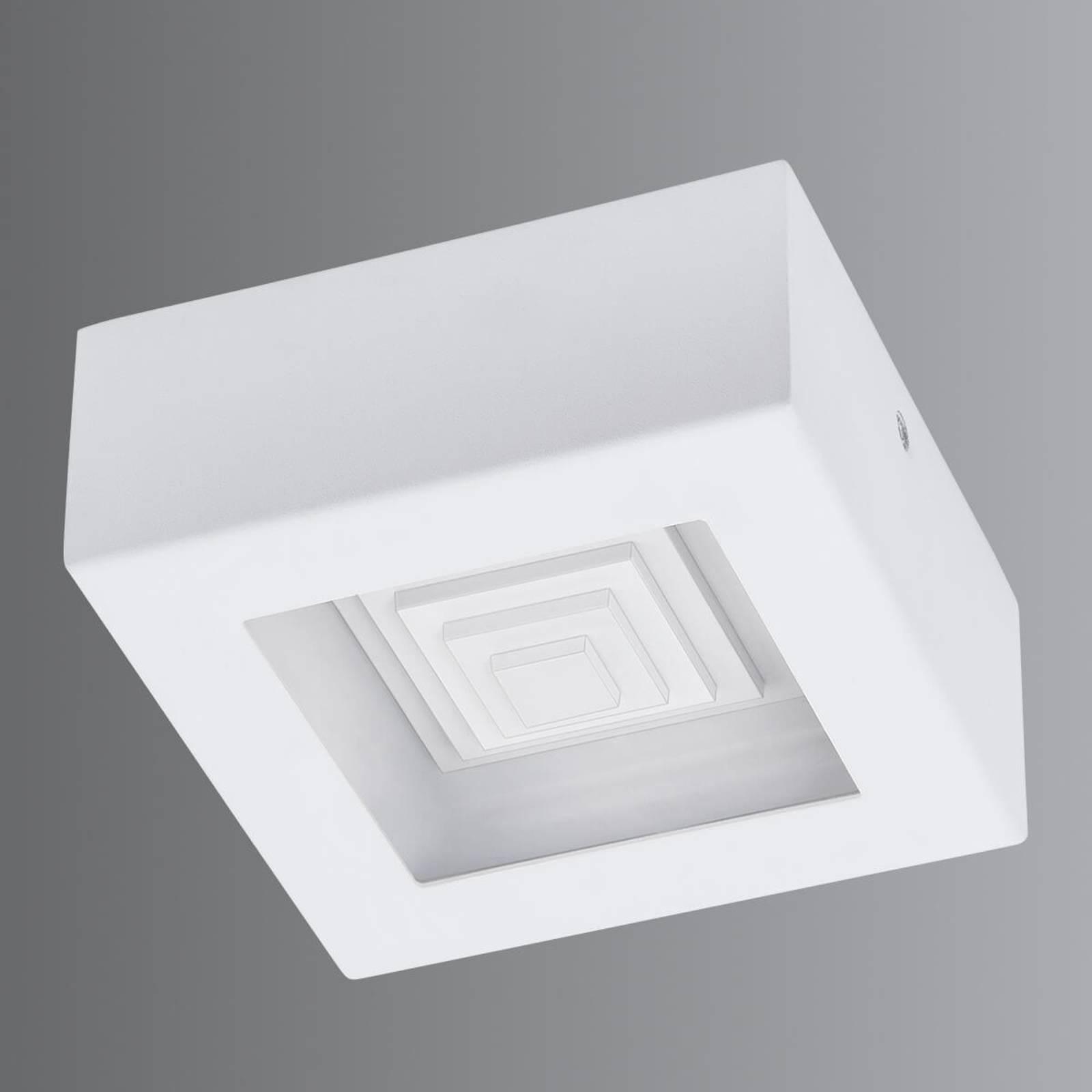 Kleine LED-Deckenleuchte Ferreros in Weiß
