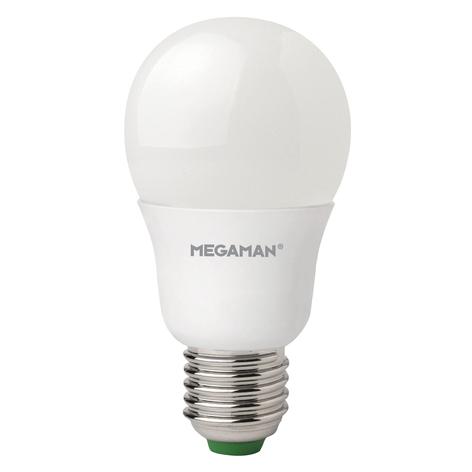 LED-Lampe E27 A60 9,5W, warmweiß