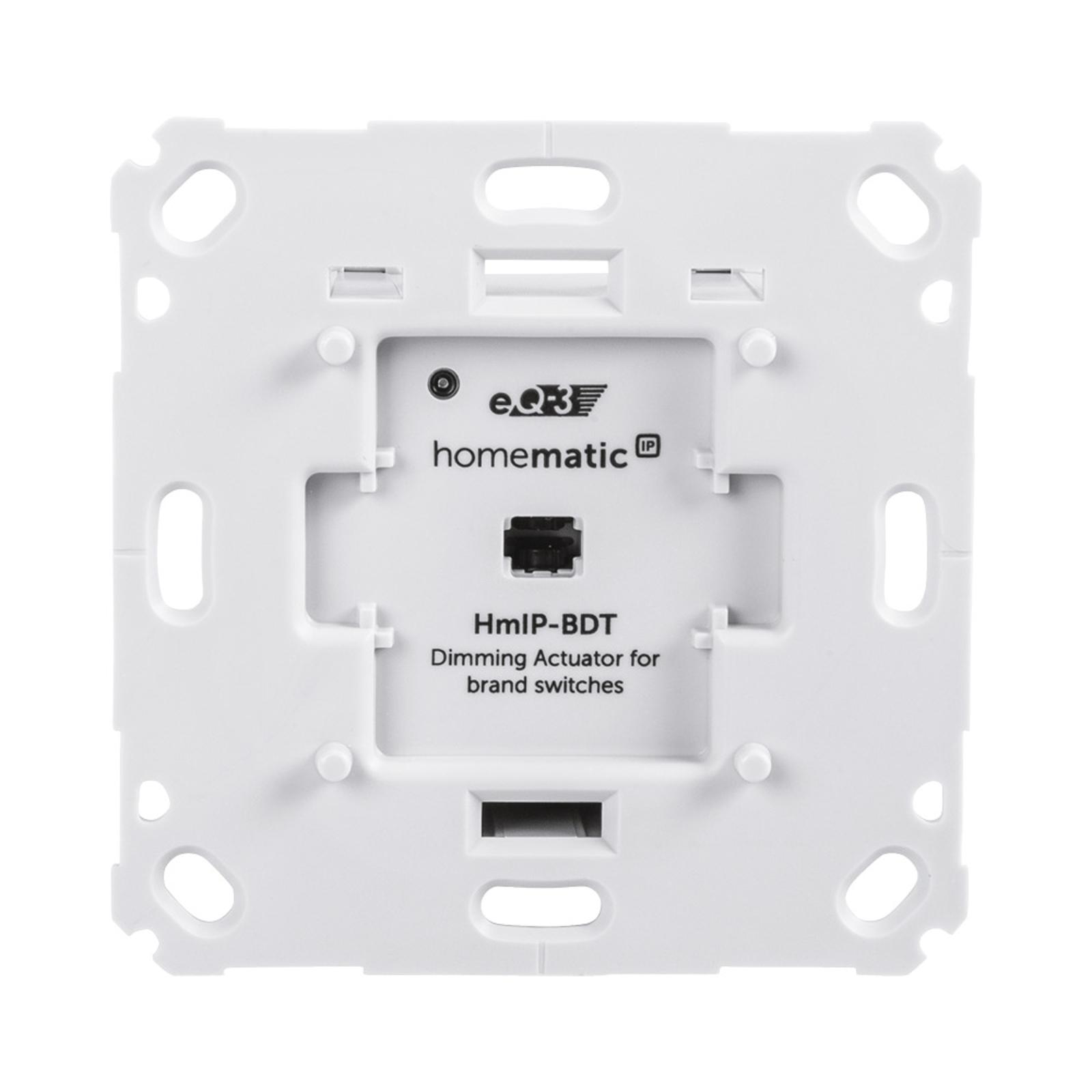 Homematic IP variateur pour interrupteur de marque