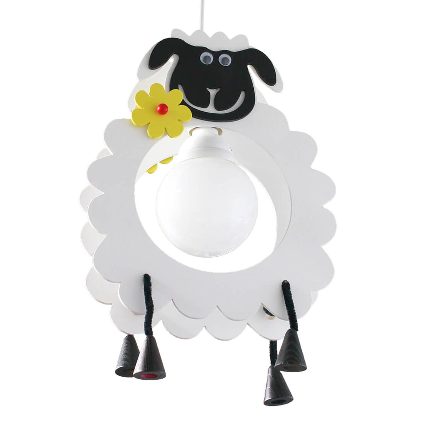 Lampa wisząca Owca w ksztłcie zwierzęcia