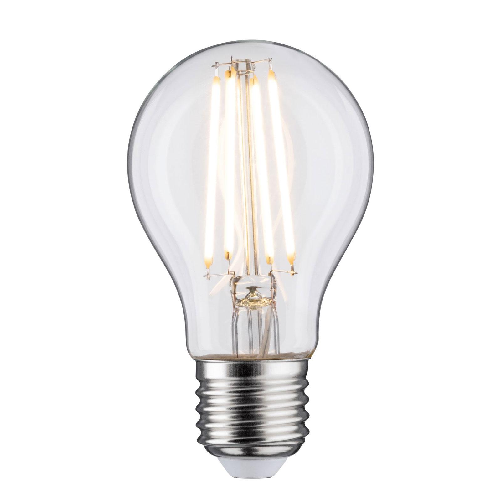 LED-pære E27 9 W Filament 2700 K klar dimbar