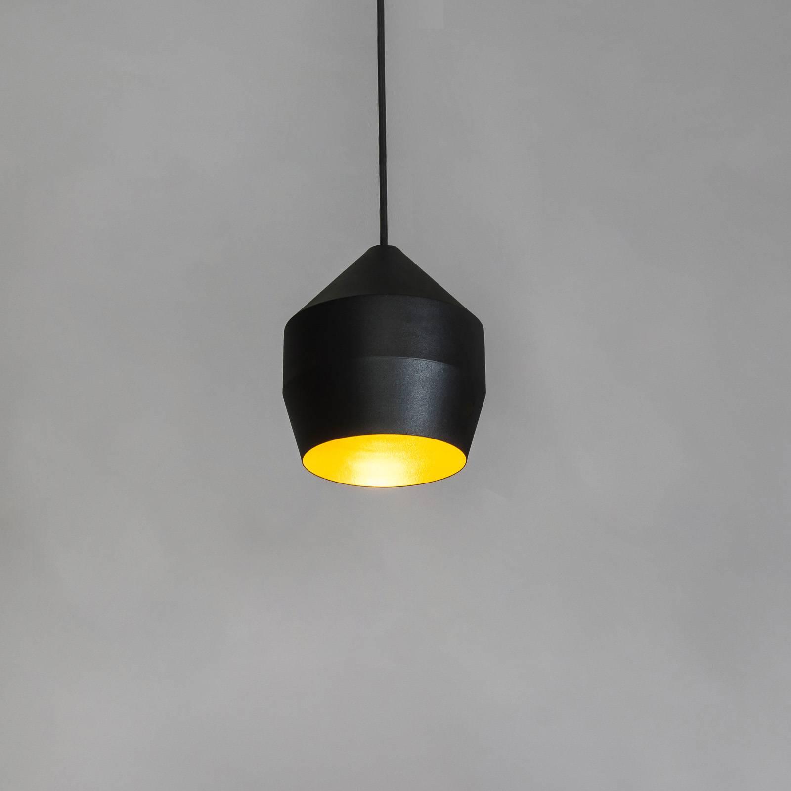 Innermost Hoxton 17 suspension, noire/dorée