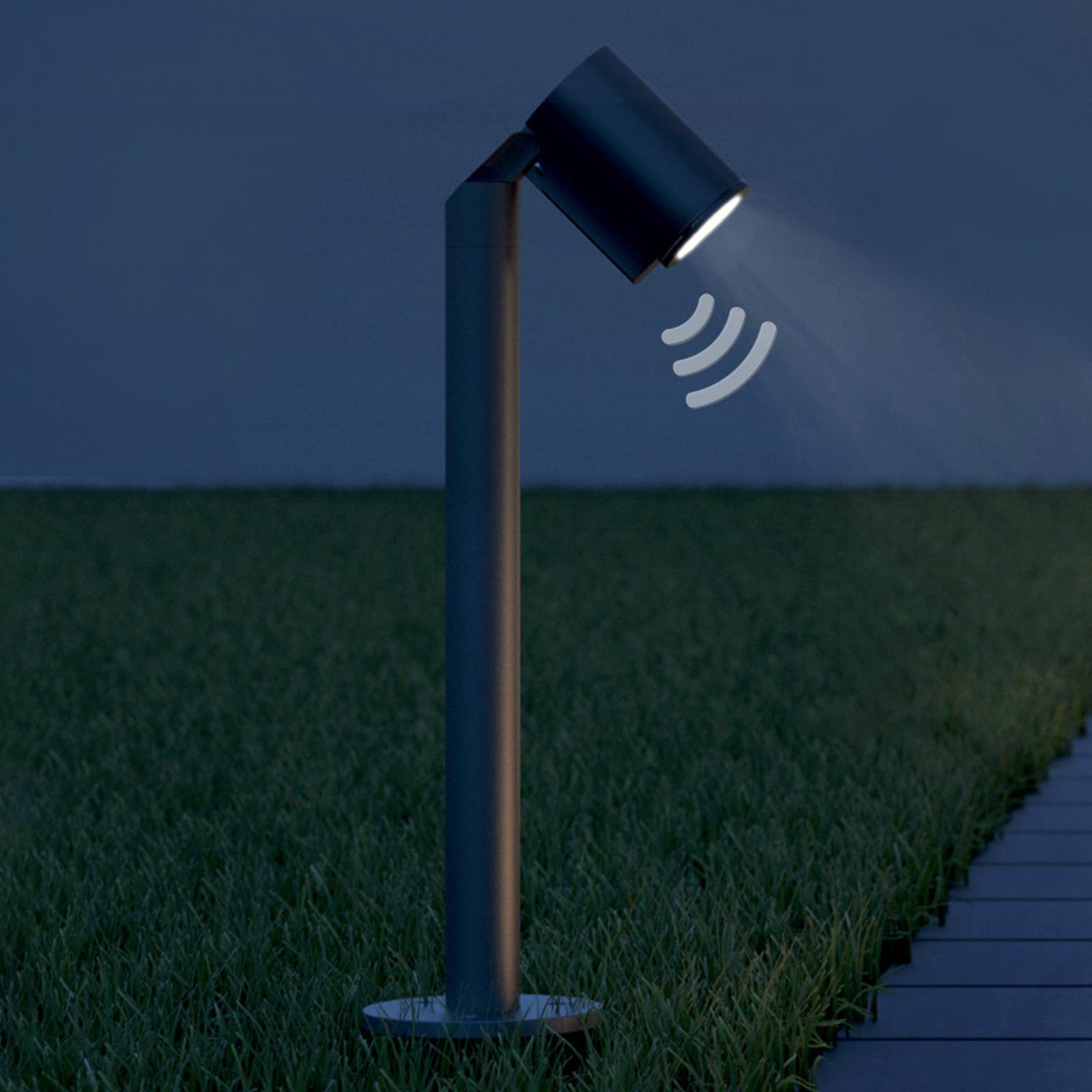 STEINEL Spot Way Sensor NightAutomatic Sockellampe