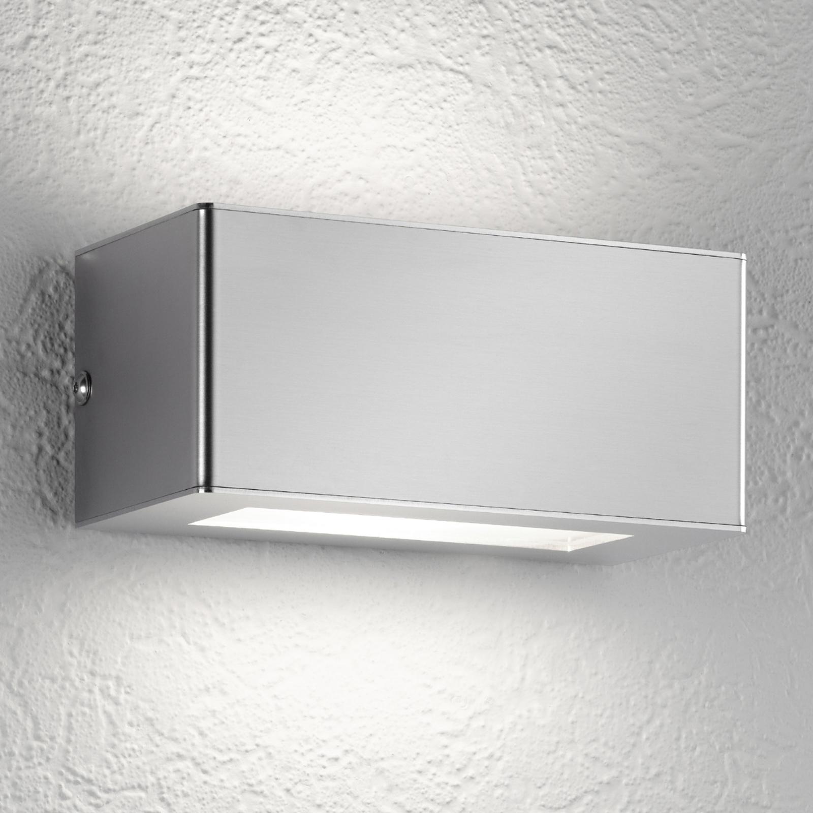 2-pl. vonkajšie nástenné LED svietidlo Aqua Stone