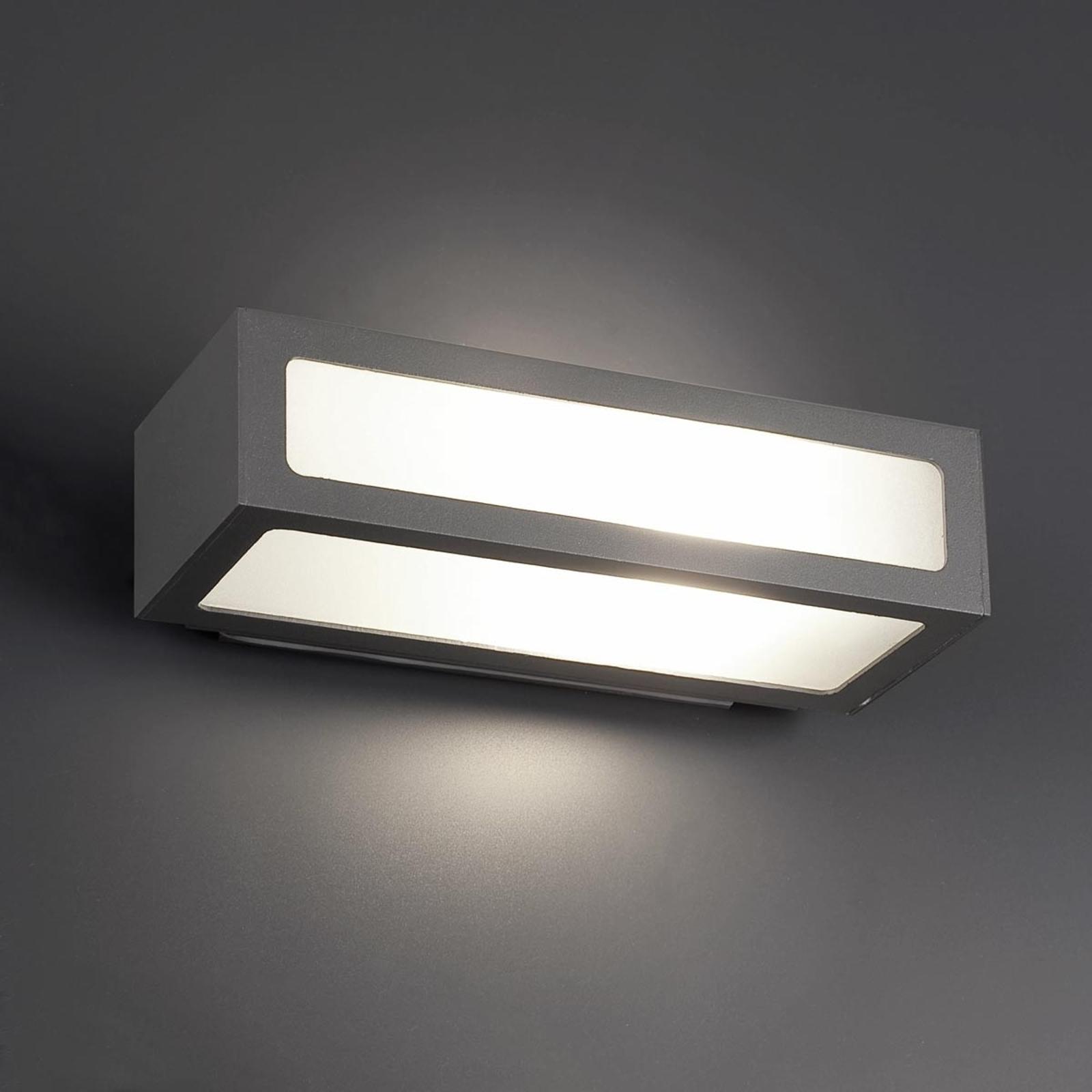 Natron Outdoor Wall Light Lights Co Uk