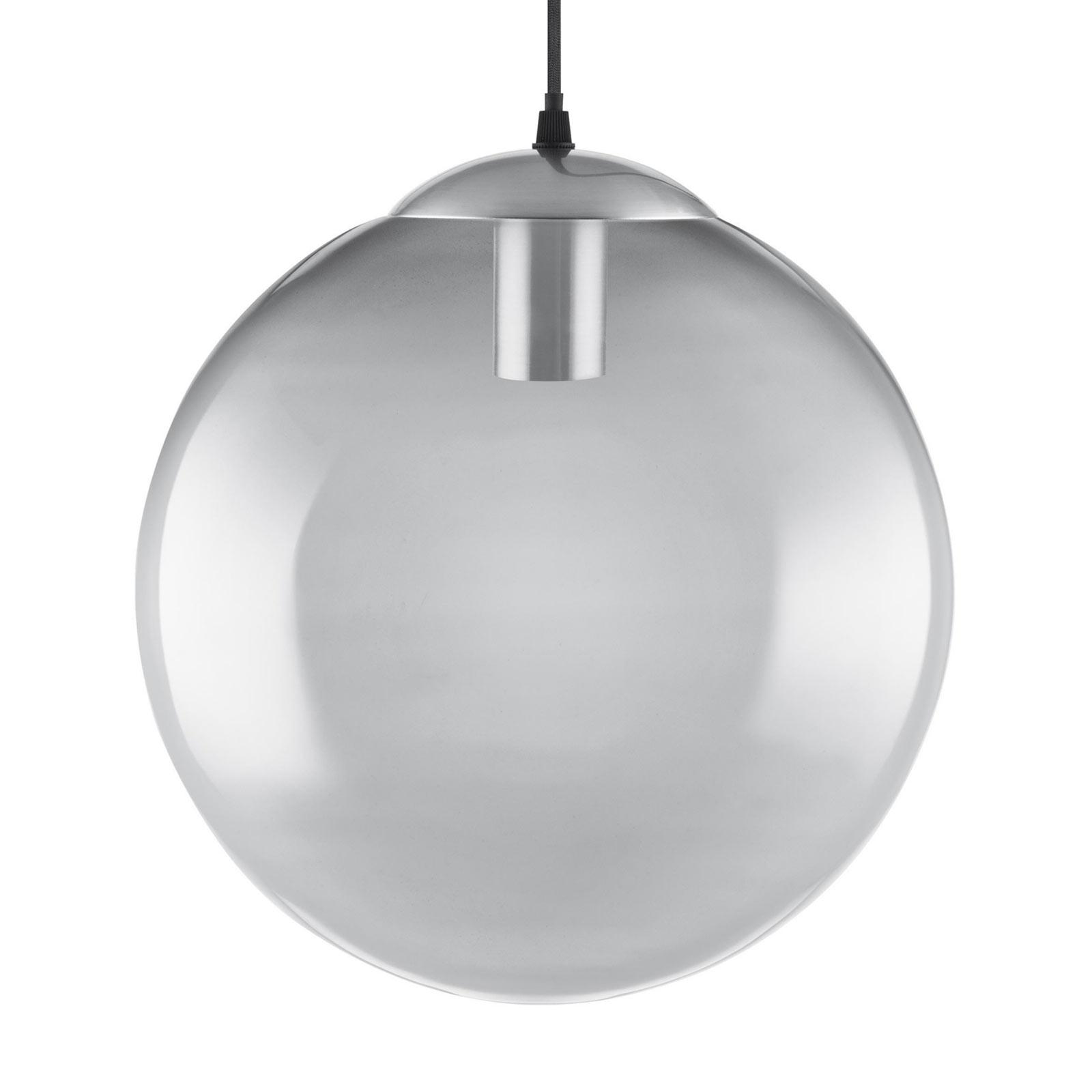 LEDVANCE Vintage 1906 Bubble Pendant grigio, 30cm