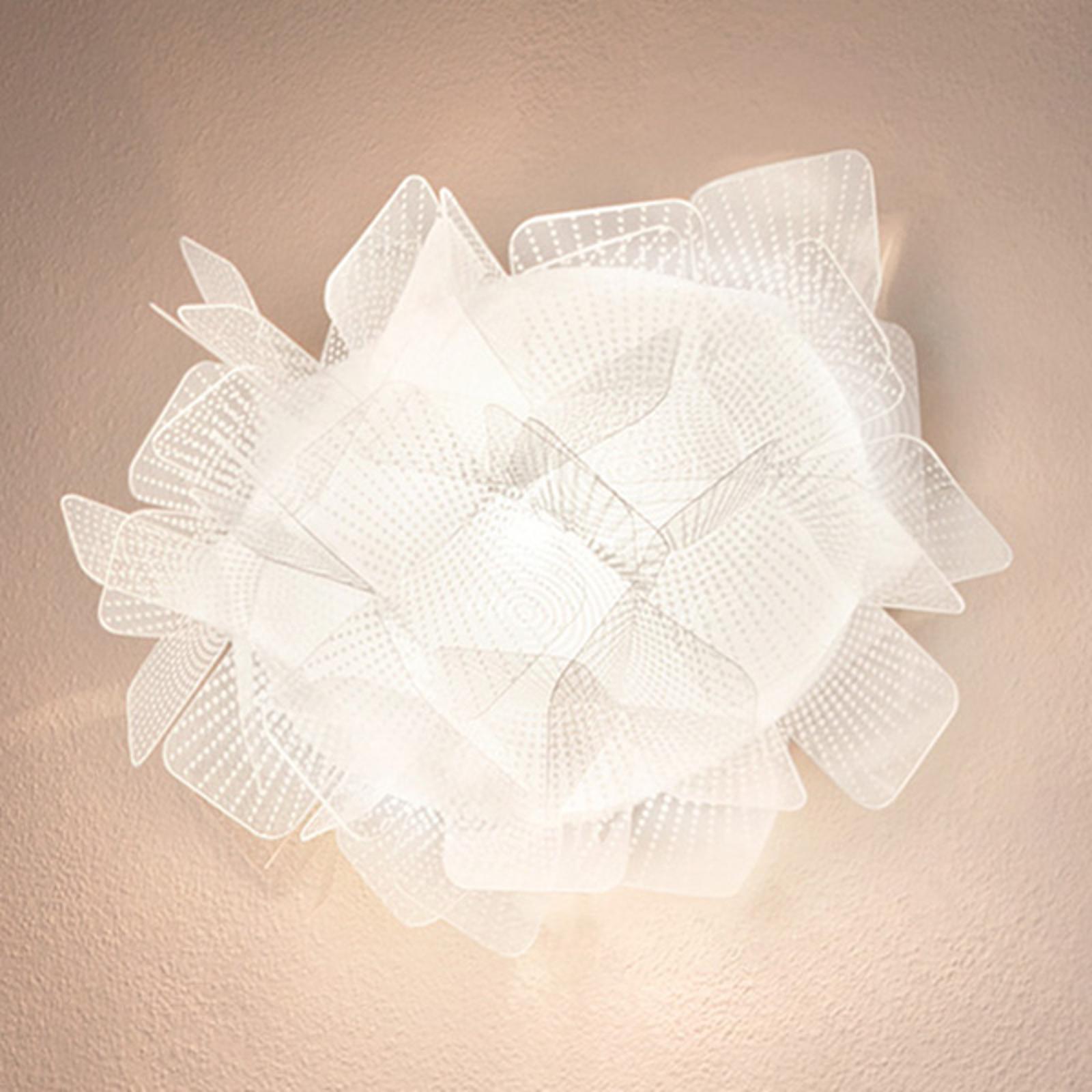 Slamp Clizia Pixel wandlamp breedte 32 cm