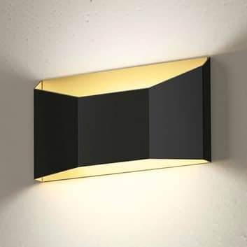 Esa tofarvet LED-væglampe i flad form