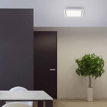Edging LED-loftlampe, tunable white, kvadrat