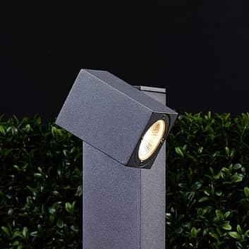 Lampioncino Lorik - a LED, testa flessibile