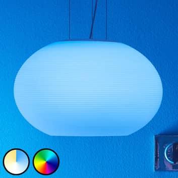 Philips Hue Flourish LED-hänglampa, RGBW