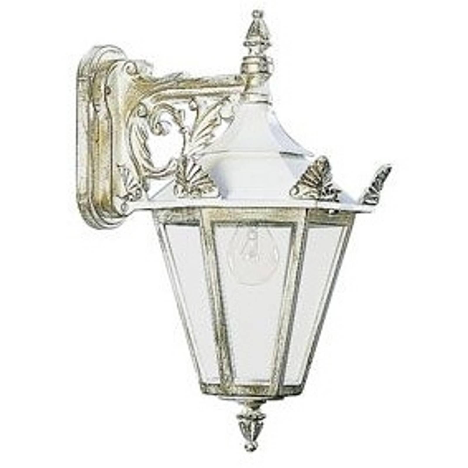 Buitenwandlamp in landhuisstijl 746 W