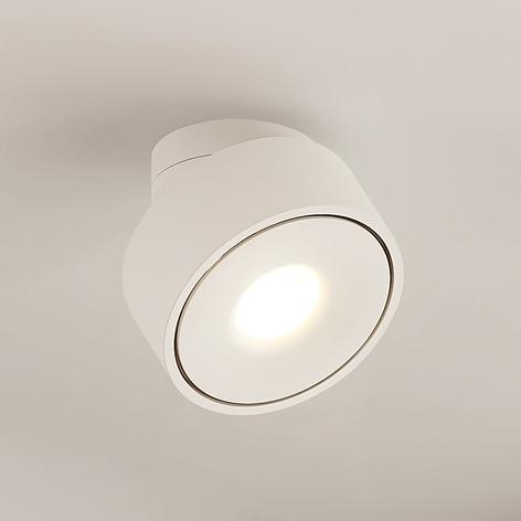 Arcchio Ranka lámpara LED techo blanco giratorio