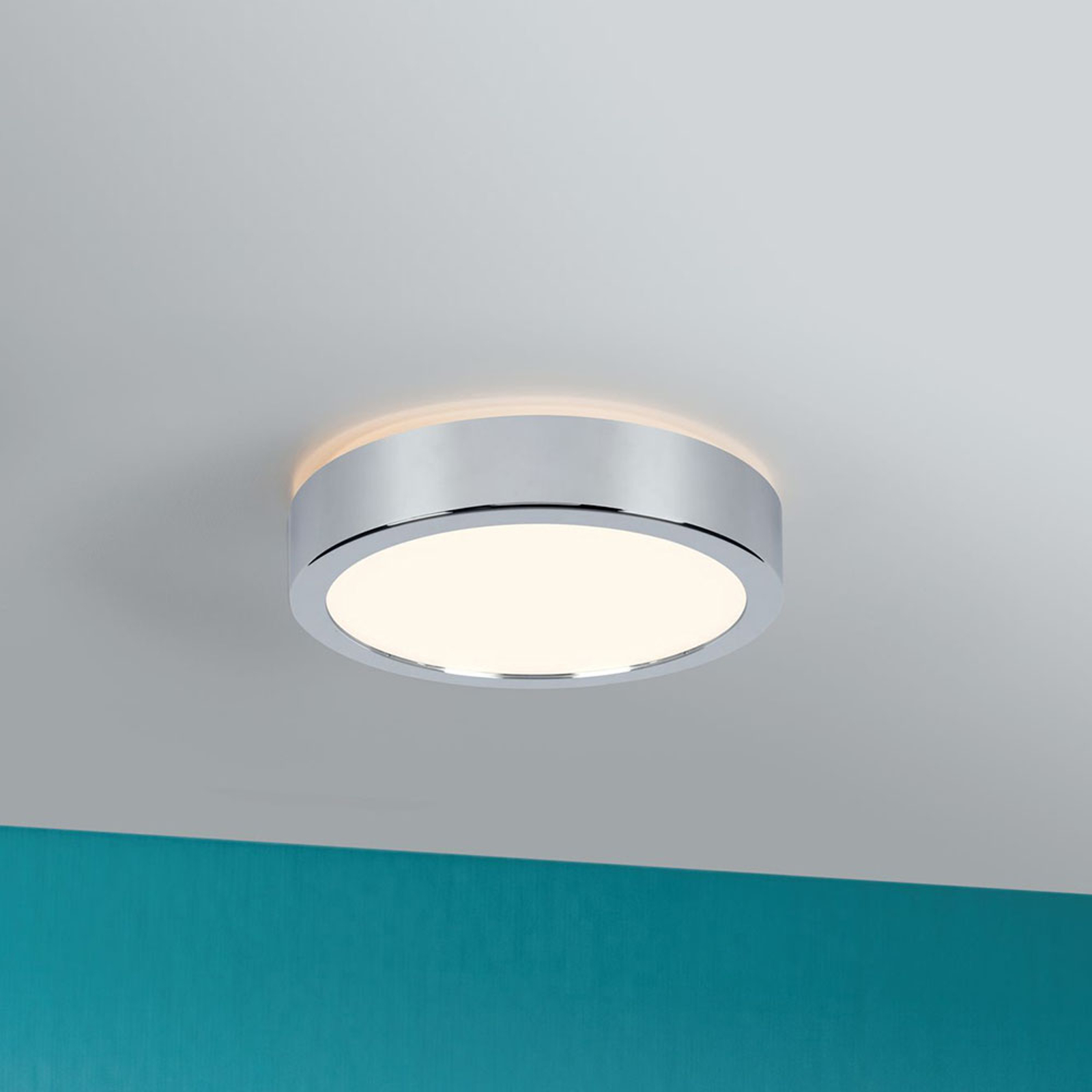 Paulmann Aviar lampa sufitowa LED Ø 22cm 3000K