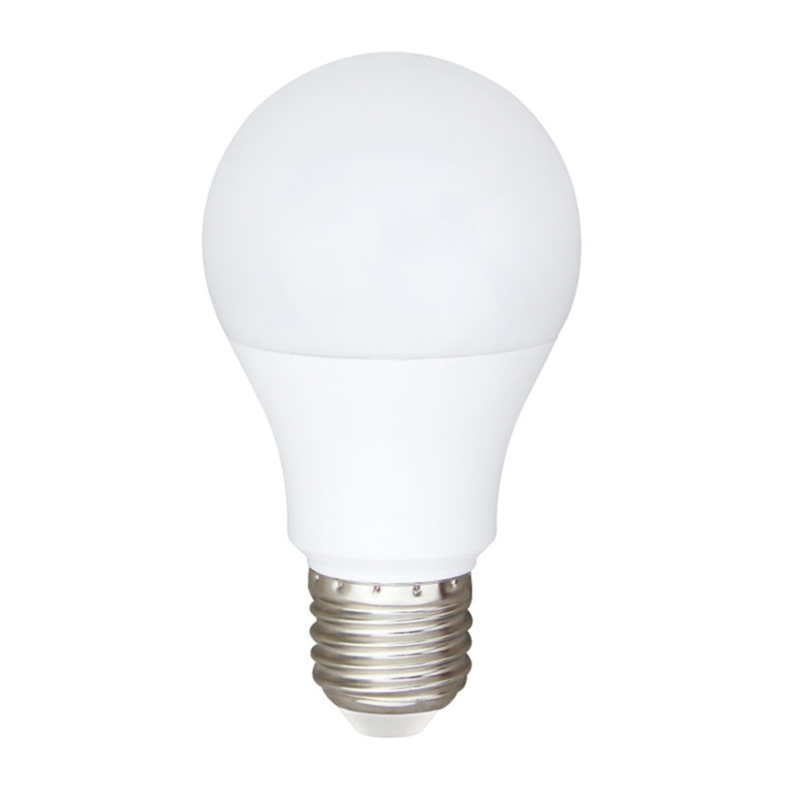 LED-Lampe ARAXA E27 9W für AC und DC, 5.000K