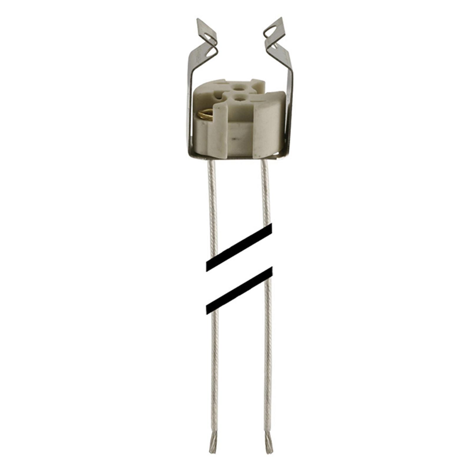 Fassung für NV-Halogen Reflektorlampen