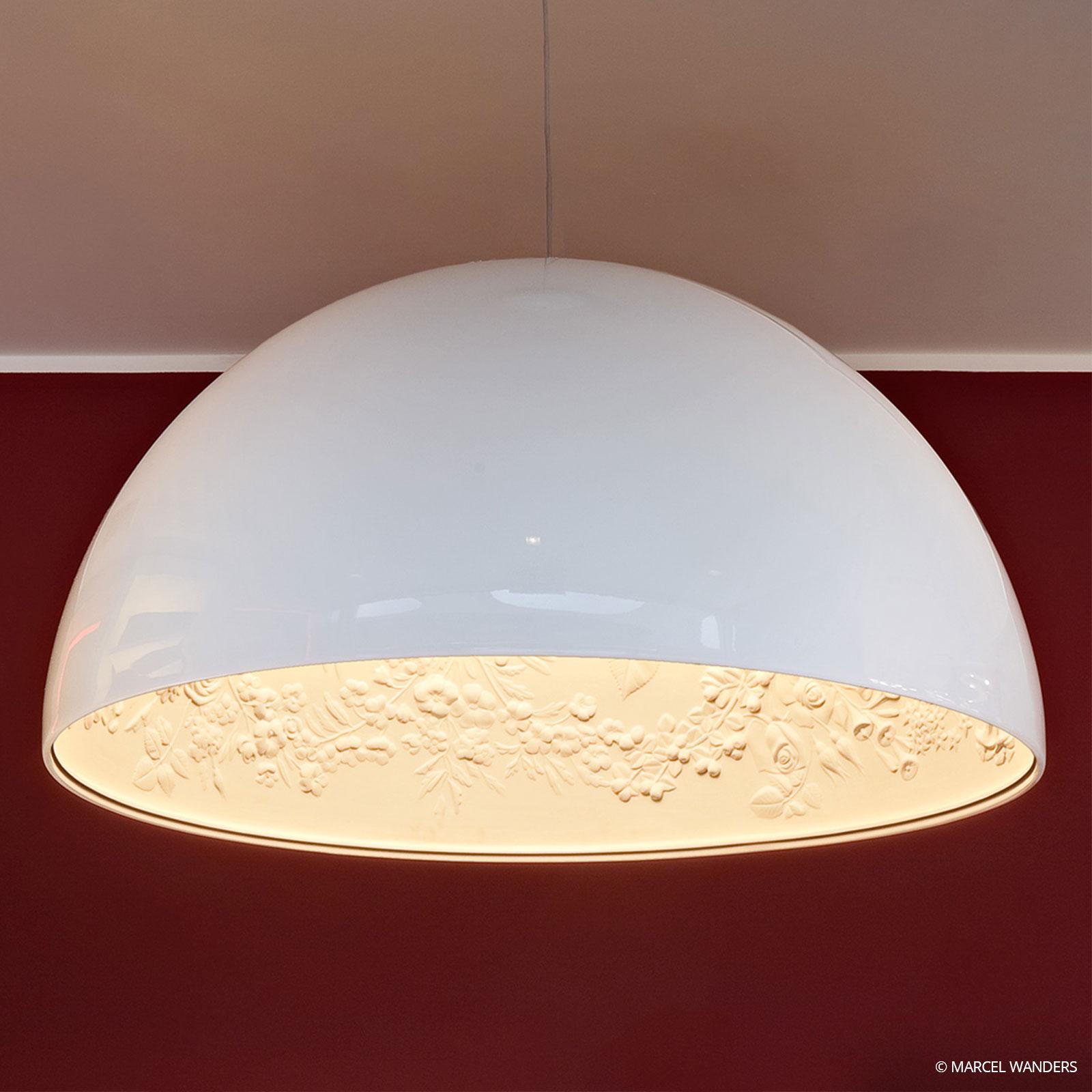 FLOS Skygarden 1 hanglamp, wit