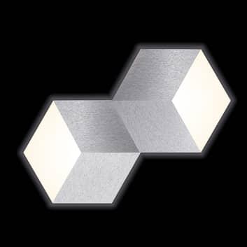 GROSSMANN Geo LED væglampe 2 lyskilder