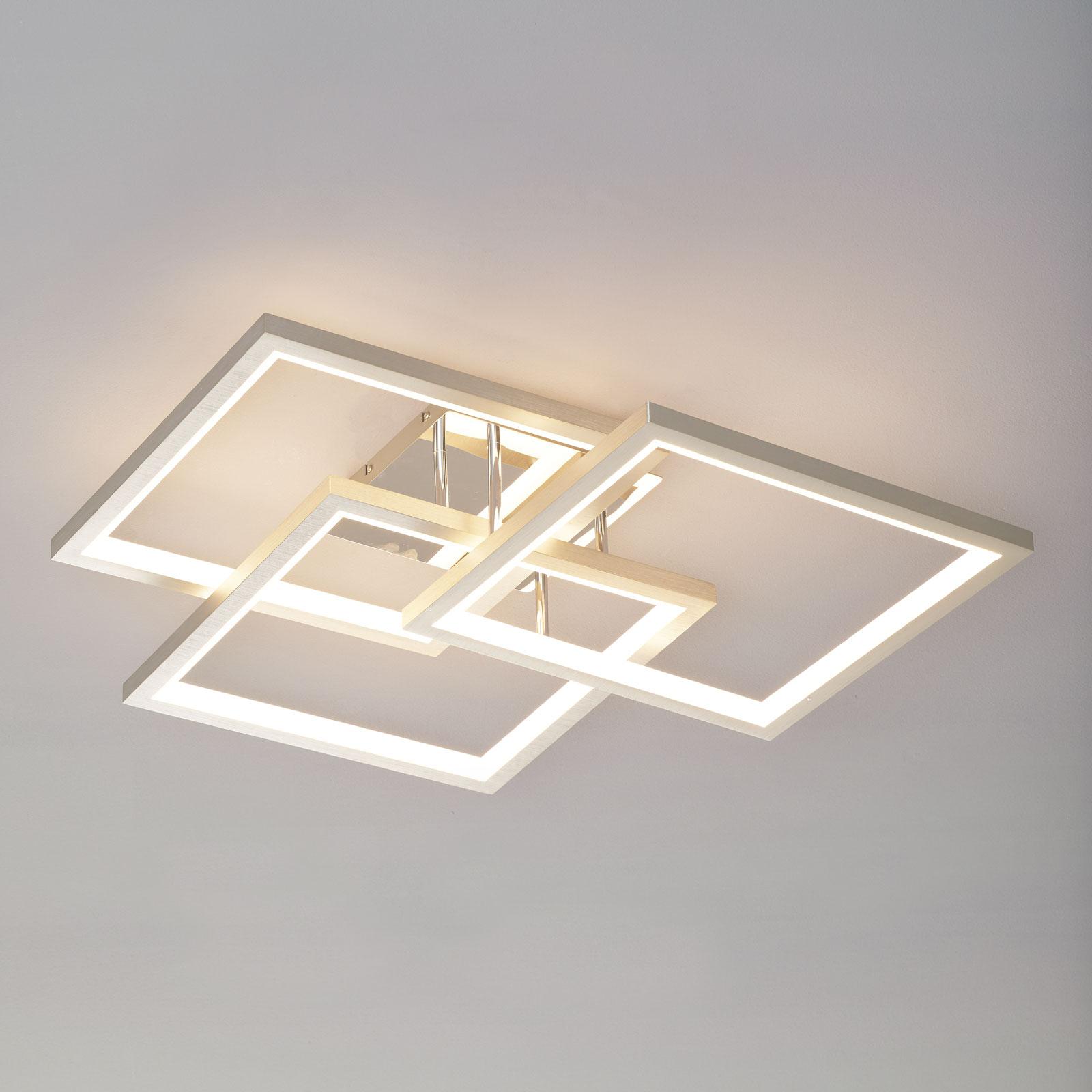 Tehokas LED-kattovalaisin Viso, himmennettävä