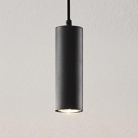 Lindby Joffrey hanglamp, zwart