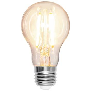 Ampoule LED E27 A60 7W 2700K filament 810lm