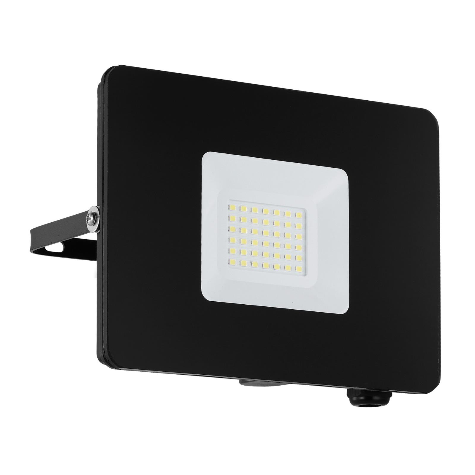 Reflektor zewnętrzny LED Faedo 3 czarny, 30W