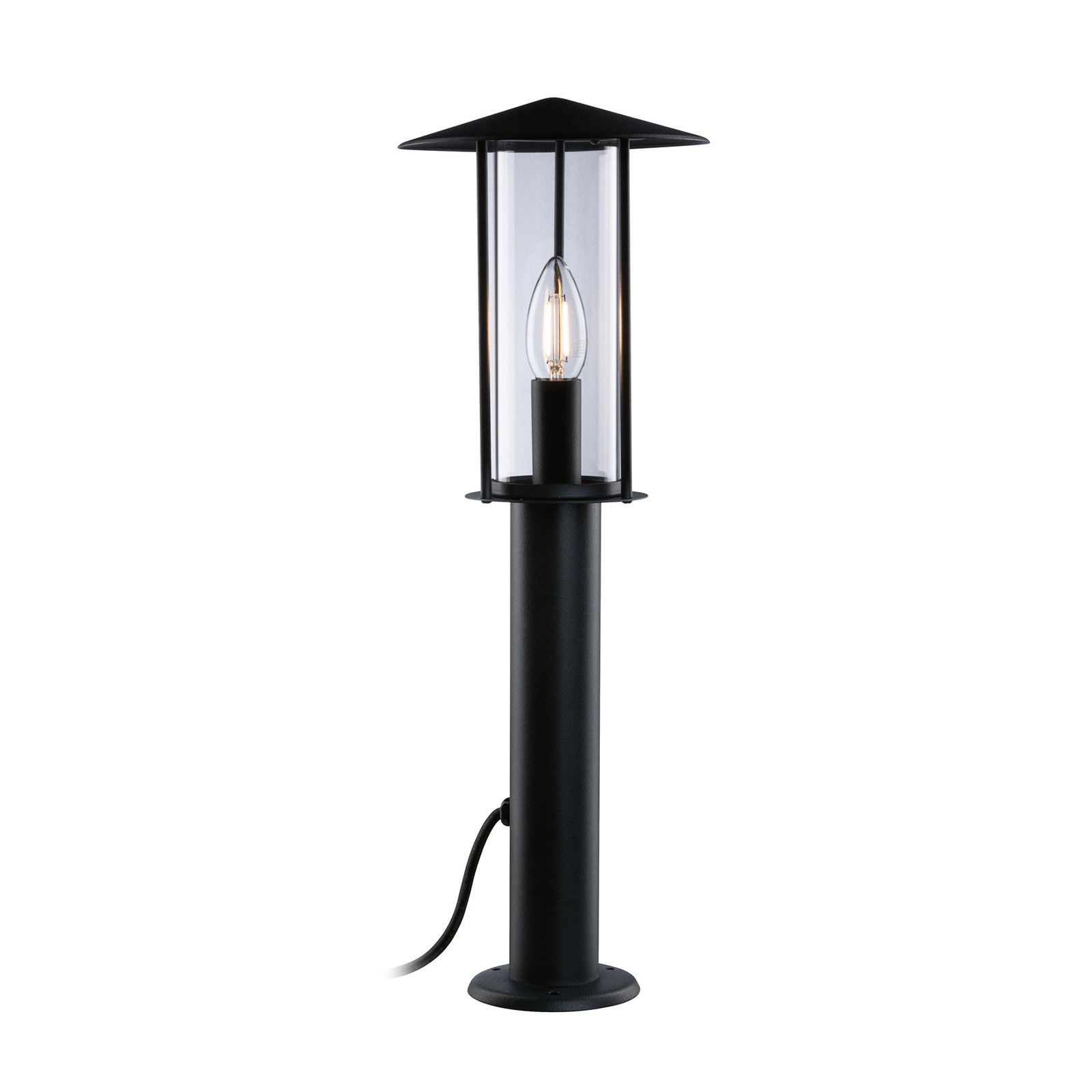 Paulmann Plug & Shine Sockellampe Classic Lantern