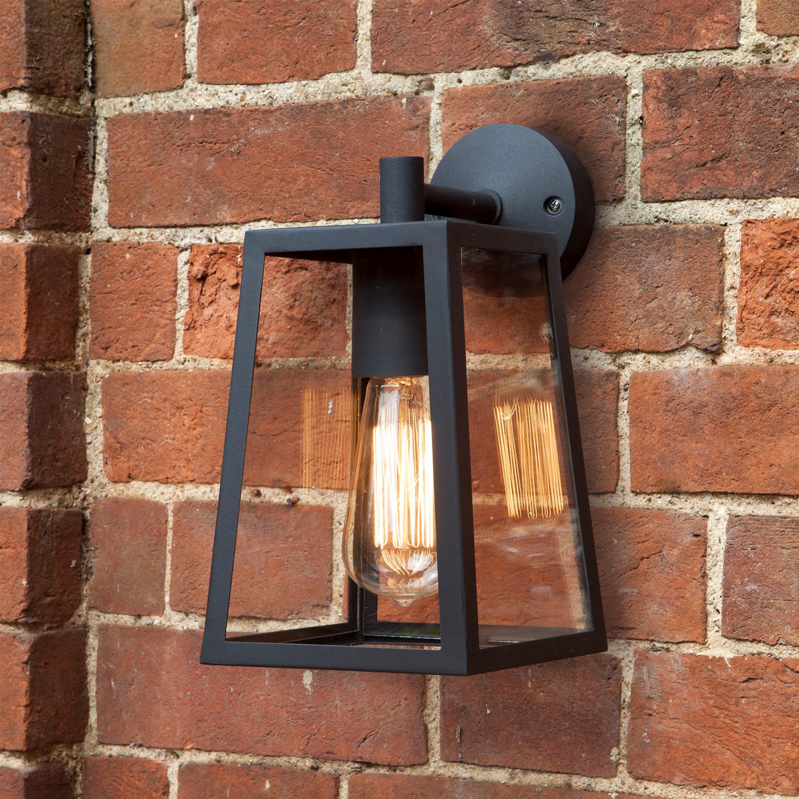 Calvi Outside Wall Light with Black Frame_1020481_1