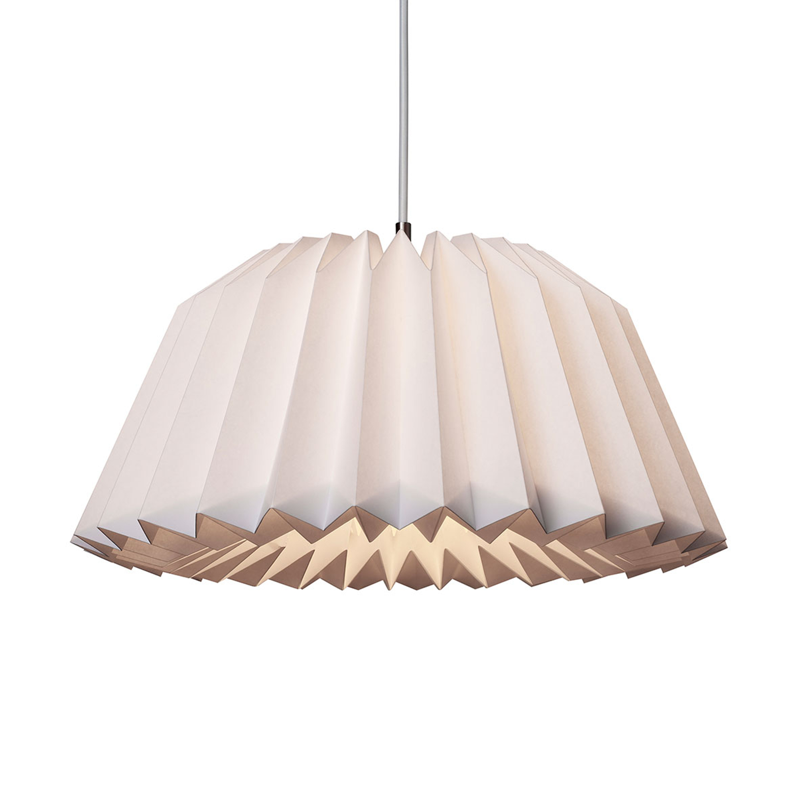 LE KLINT Megatwo hanglamp in wit, medium