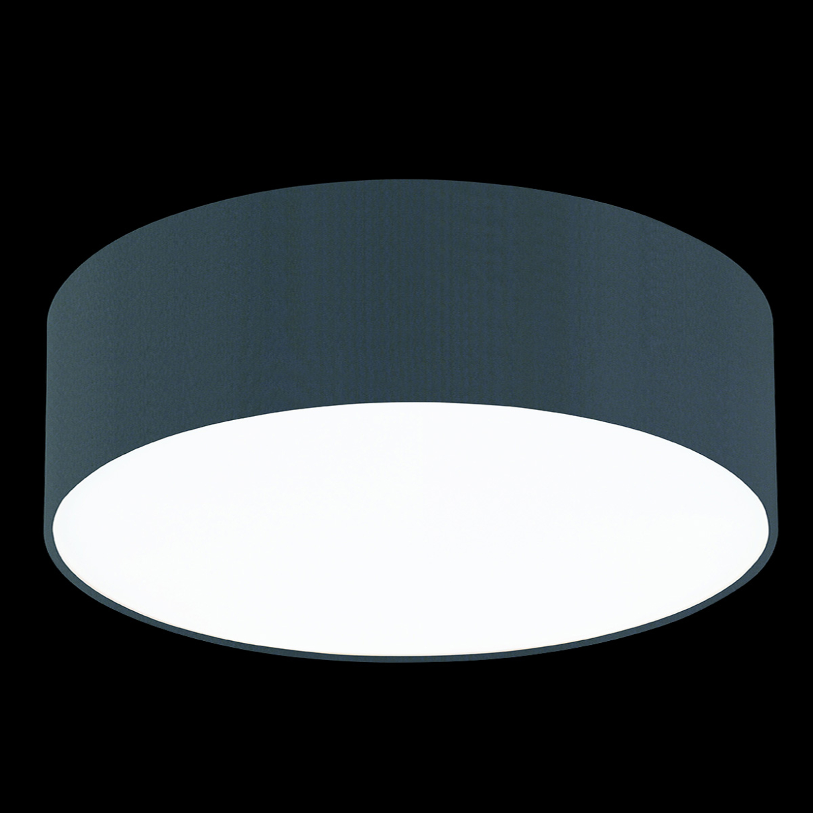 Lampa sufitowa MARA, 60 cm, szary łupek