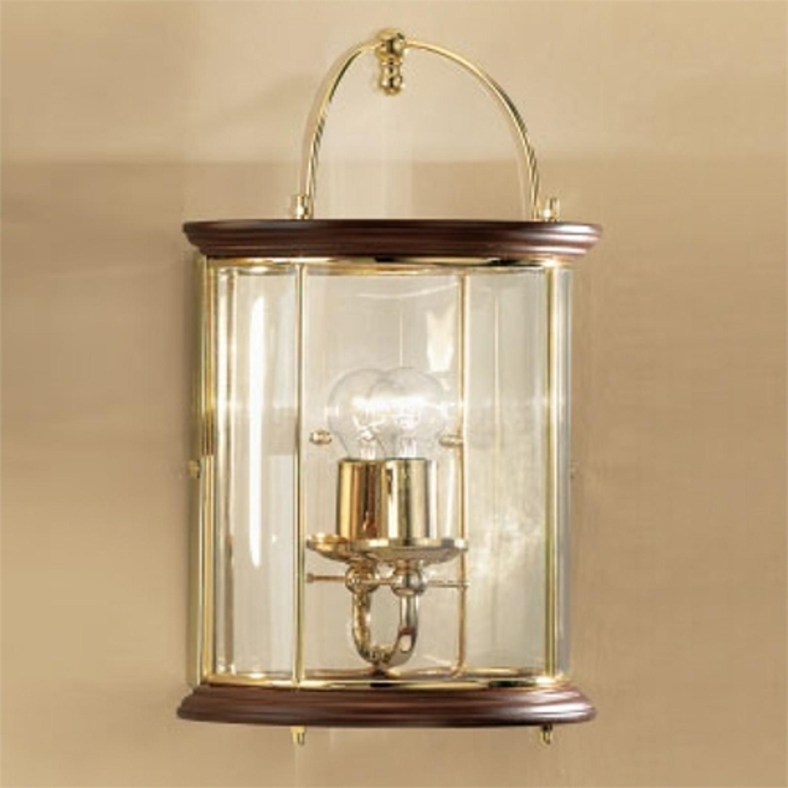 Stijlvolle wandlamp Grazie