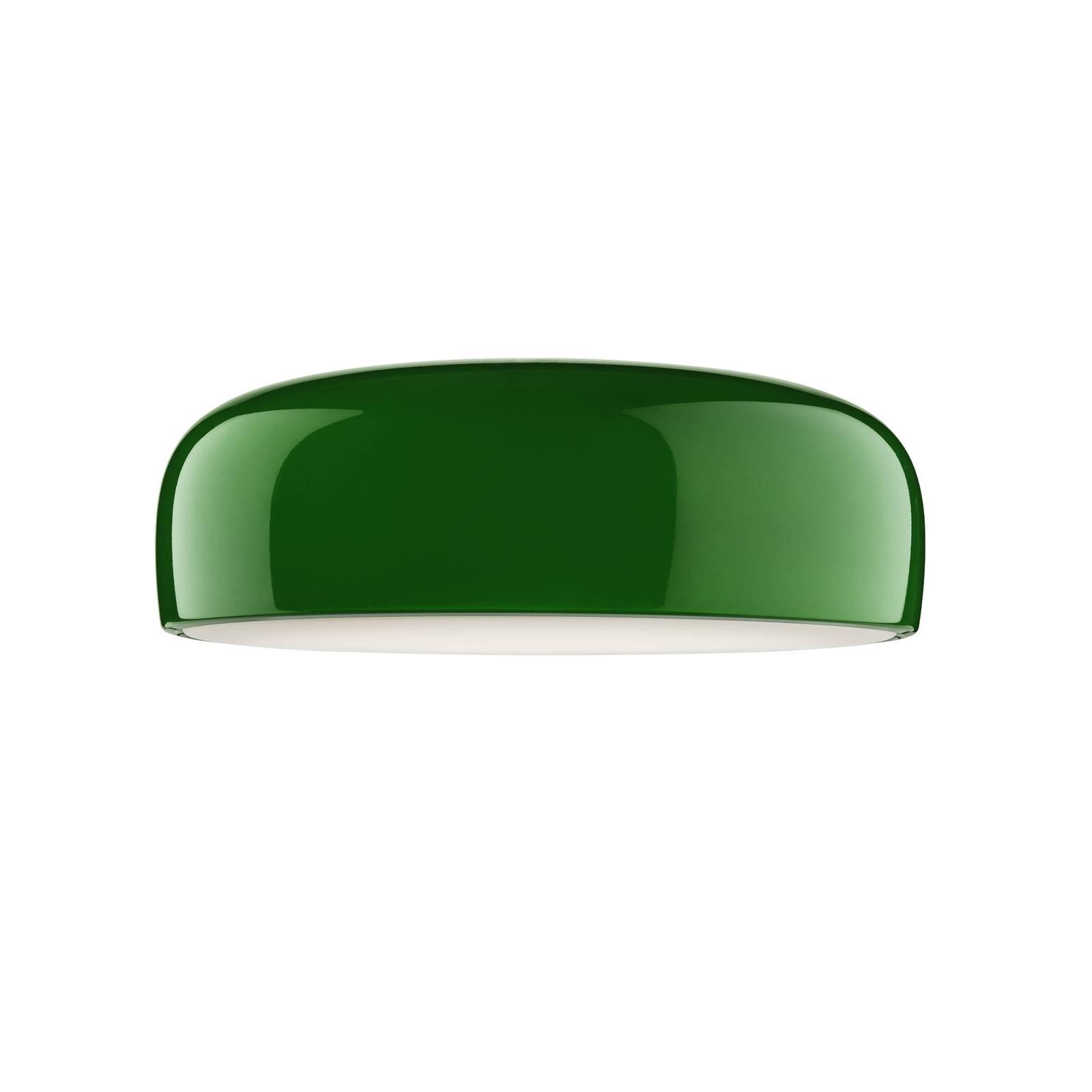 FLOS Smithfield C LED-Deckenleuchte in Grün
