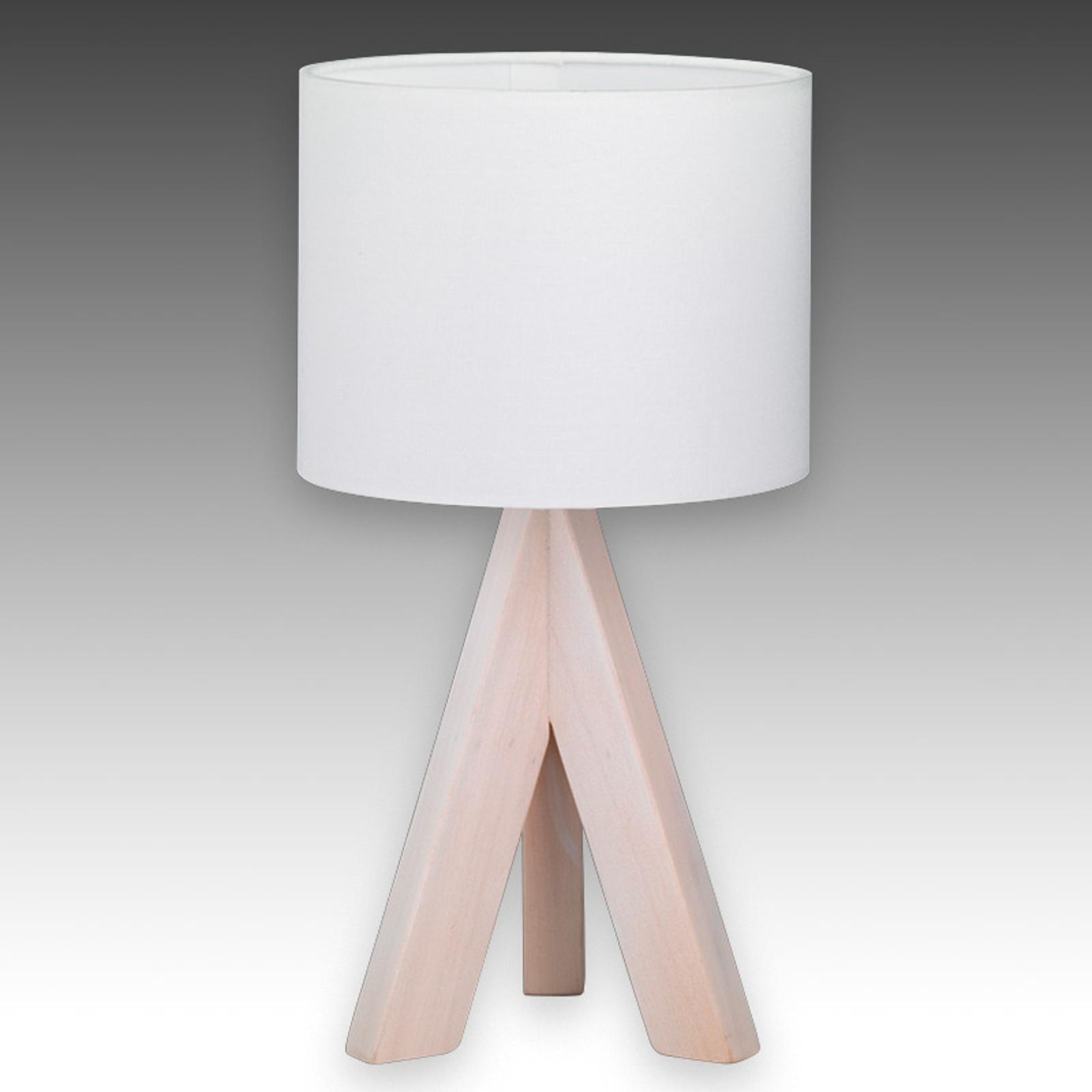 Driepotige tafellamp Ging
