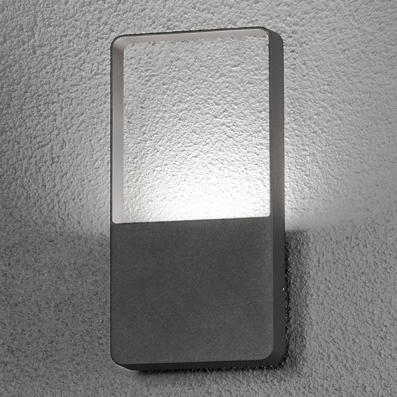 Topmoderne LED-Außenwandleuchte Matera