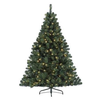 LED-träd Imperial för inomhus, grön