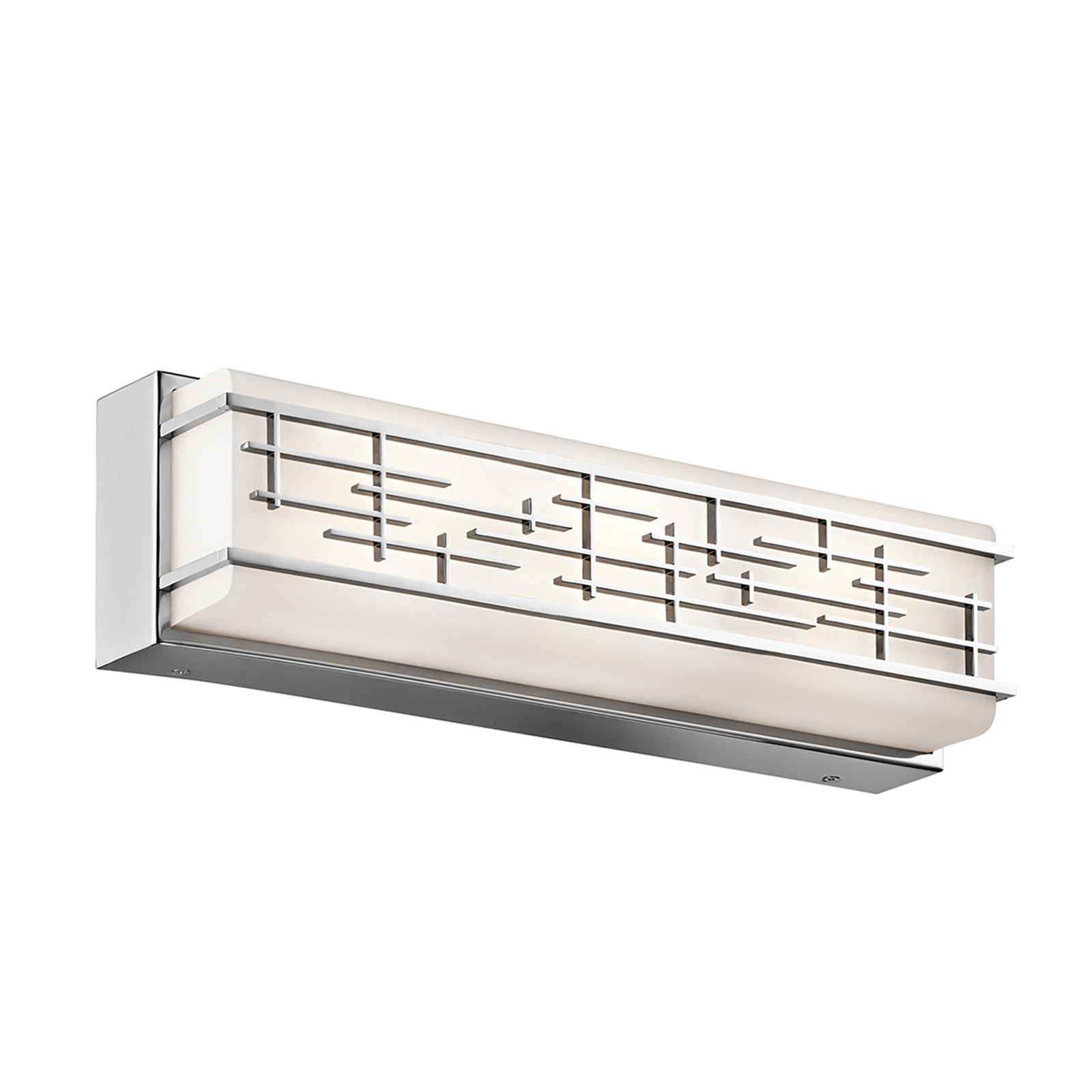 Applique LED de salle de bain intemporelle Zolon