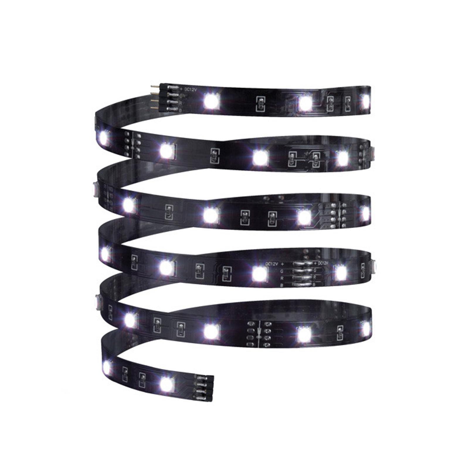 Paulmann YourLED Eco LED-Strip, 3m RGB schwarz