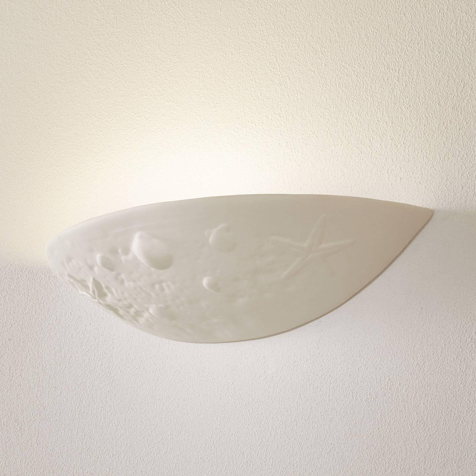 Applique ceramica Delia - motivo marittimo