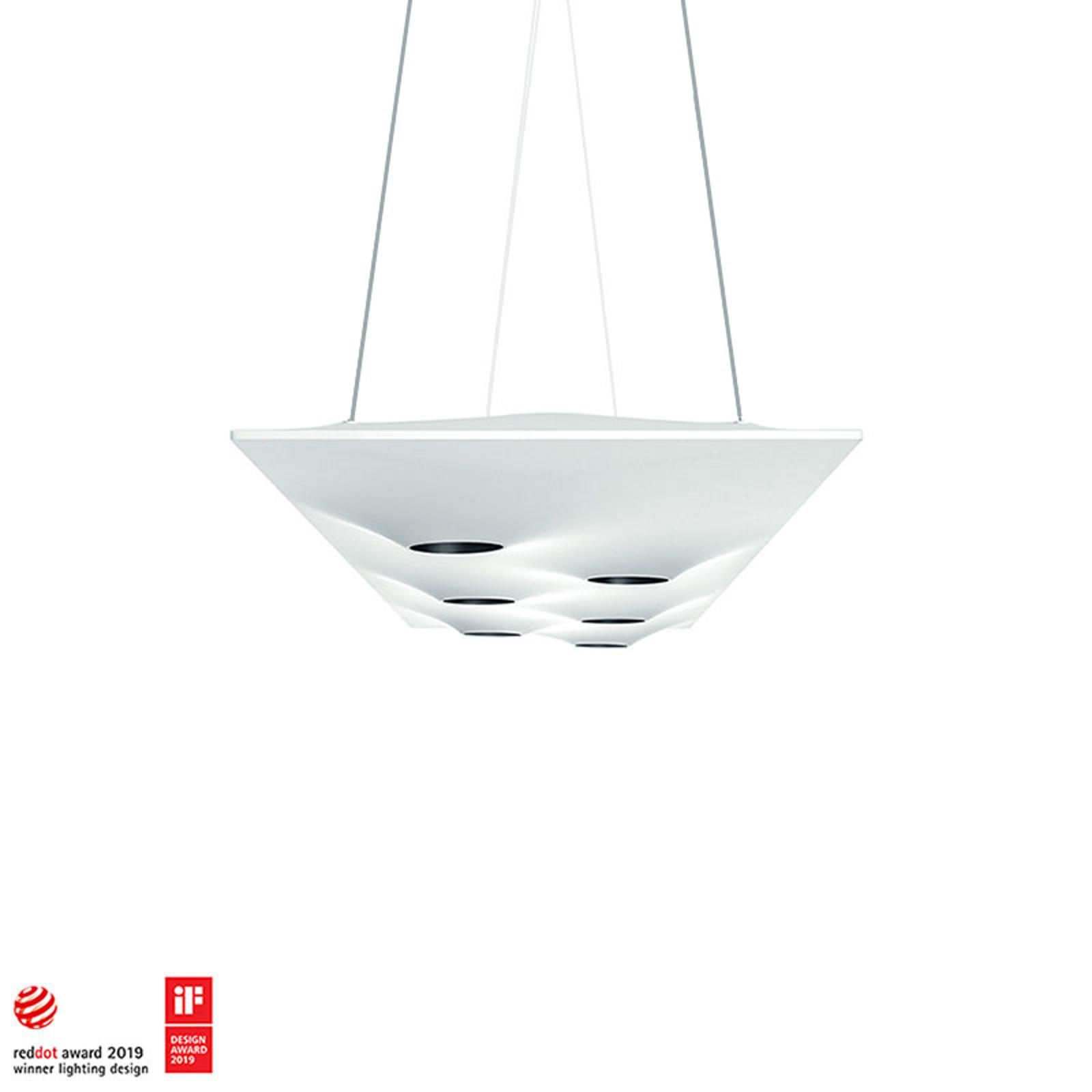 Zumtobel Teela LED-Hängeleuchte Bluetooth 60 cm