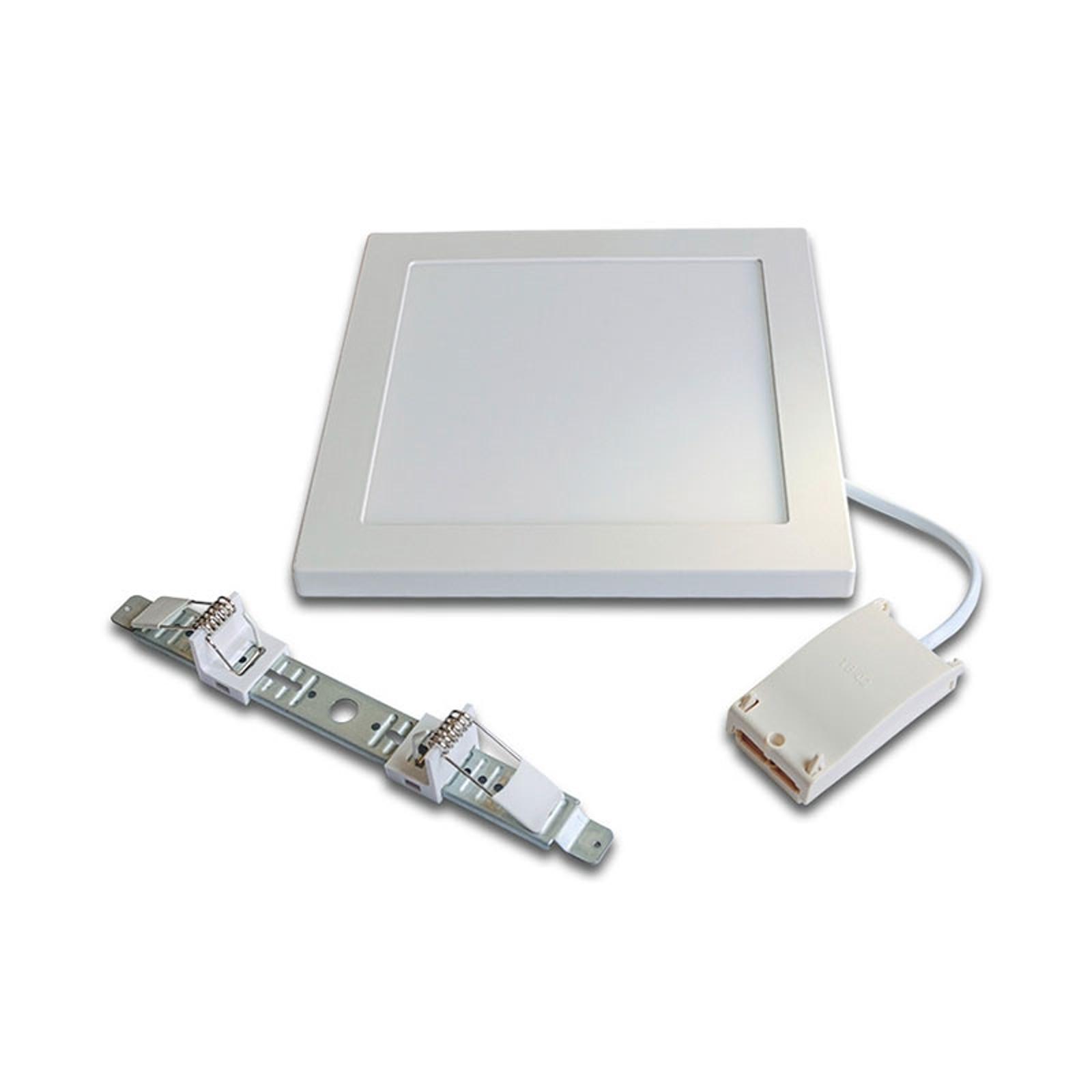 LED-pære FQ 65/205, inn-/påmontert, 2700K
