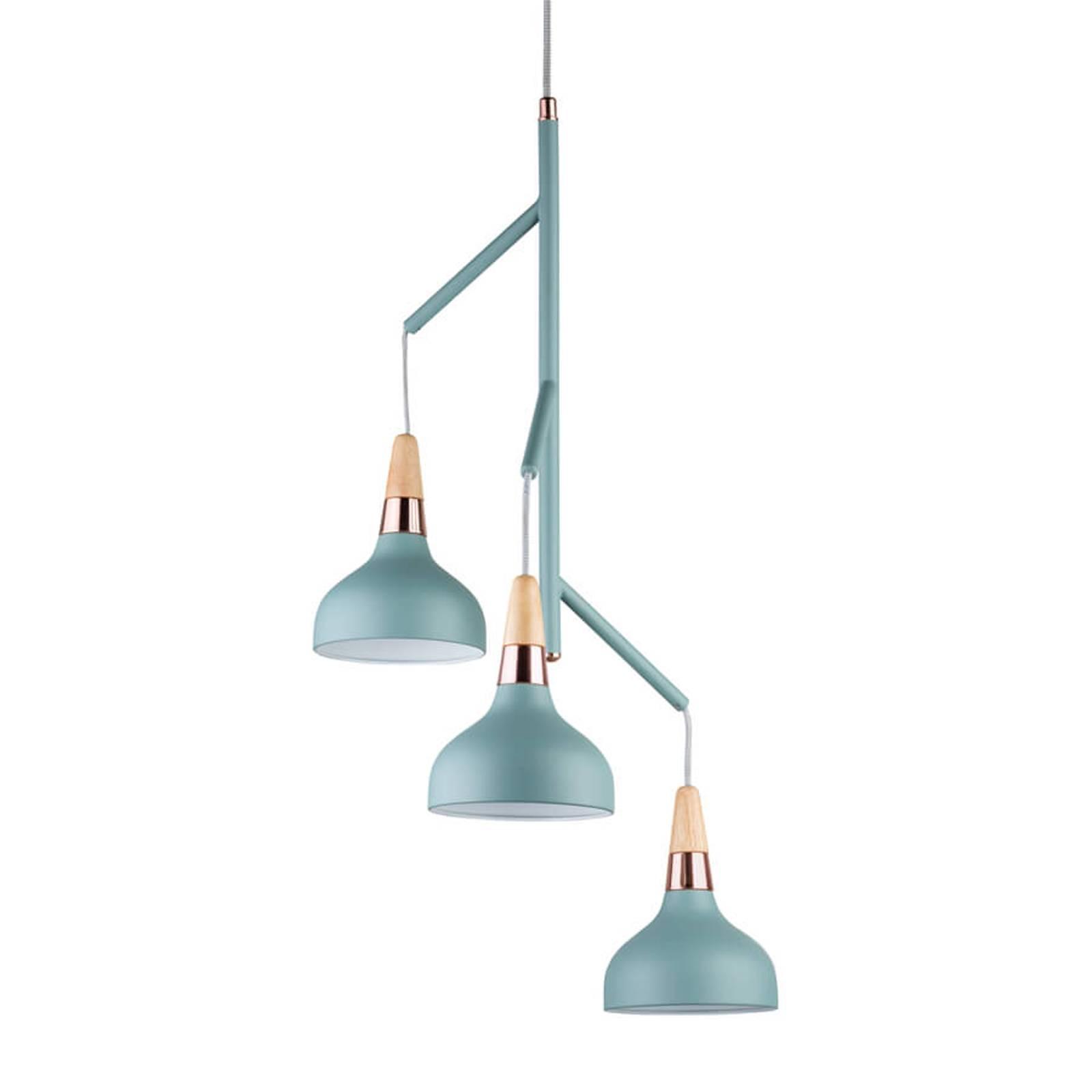 Paulmann Juna hanglamp, 3-lamps